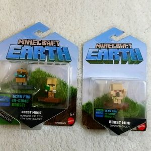 Minecraft Earth Figurines